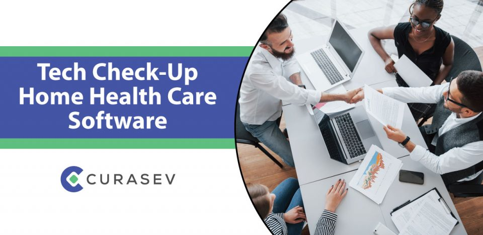 Tech Check Up - Home Health Care Software