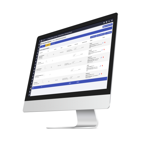 Purchase Order Management Requests